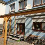 Terrassenüberdachung Preuss